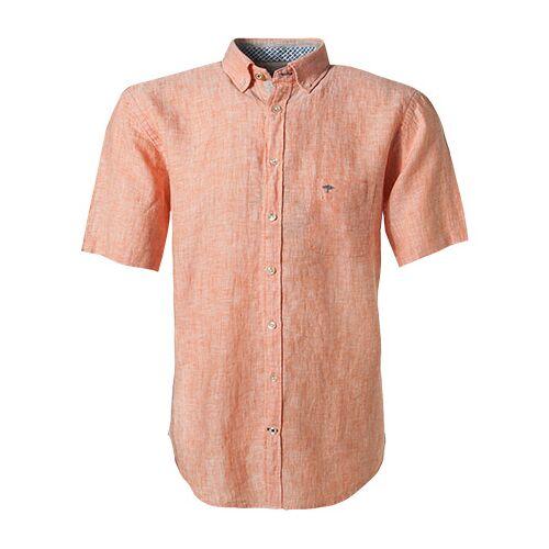 Fynch-Hatton Hemd 1120 6091/6095 orangeS