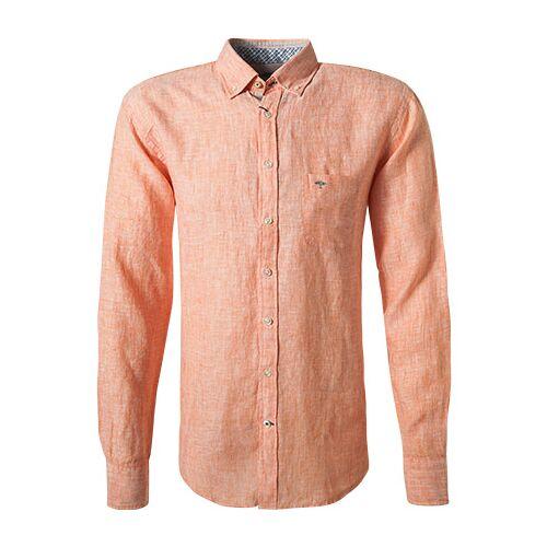 Fynch-Hatton Hemd 1120 6090/6095 orangeS