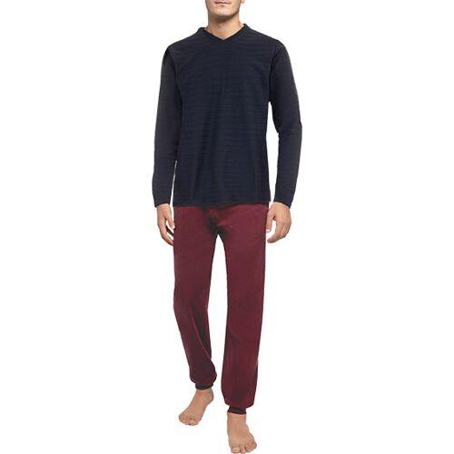 Seidensticker Pyjama long 172364/804 58