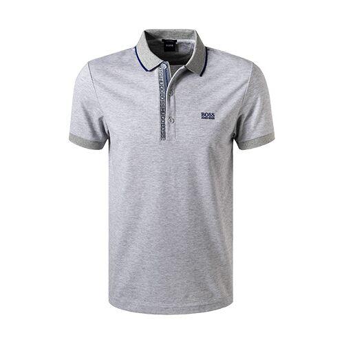 BOSS Polo-Shirt Paule 50451249/100 GrauL