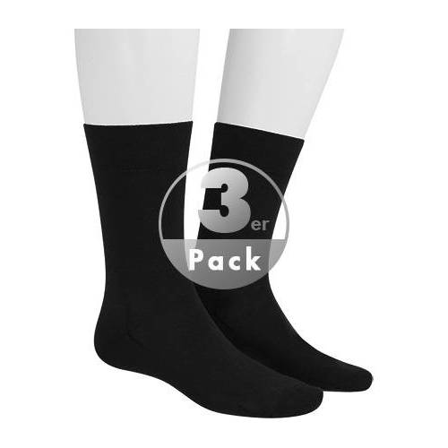 Hudson Relax Cotton Socken 3er Pack 004400/0005 47-48