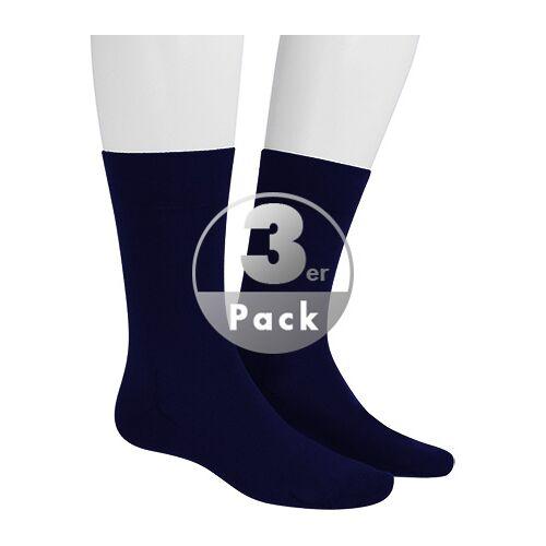 Hudson Relax Cotton Socken 3er Pack 004400/0331 43-44