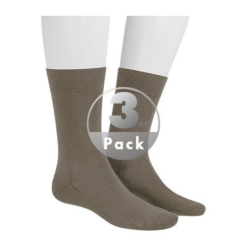 Hudson Relax Cotton Socken 3er Pack 004400/0754 41-42