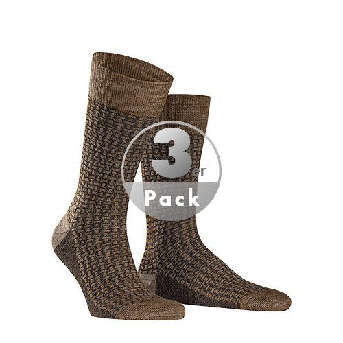 Falke Socken TailoredTweed 3er Pack 12463/7464 45-46