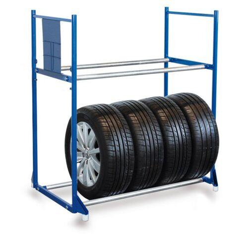 CORDES GmbH & Co.KG Reifenregal mit 2 Etagen 300 kg Traglast