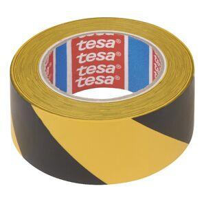 Tesa Bodenmarkierung 60760 PVC (schwarz-gelb)