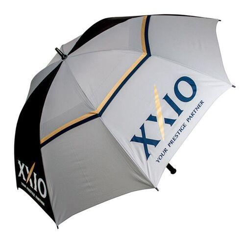 XXIO Golf XXIO Doppelbaldachin Regenschirm  / Grau
