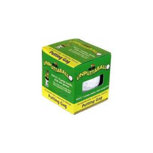 Trick Golfball Company Unputtaball Golf-Ball   weiß