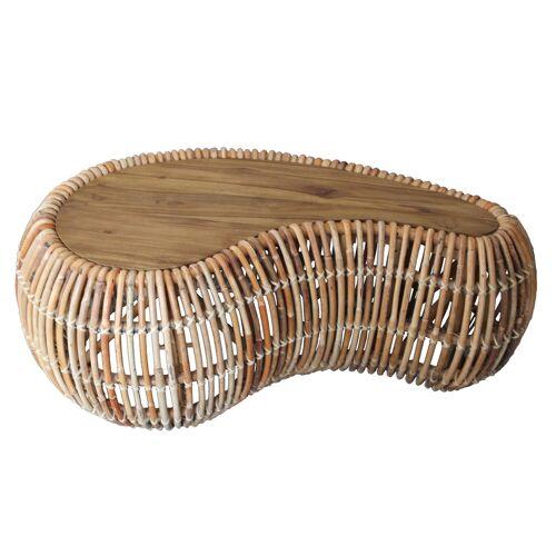 SIT-Möbel RATTAN Couchtisch 05336-04