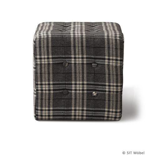 SIT-Möbel Vollpolsterwürfel 4713-28