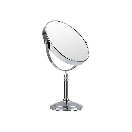 SONGMICS Drehbarer Kosmetikspiegel (10x)