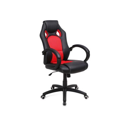 SONGMICS Stuhl Bürostuhl Gaming Stuhl Chefsessel