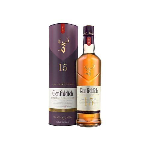 Glenfiddich 15Y Old 2013 Solera Reserve Whisky