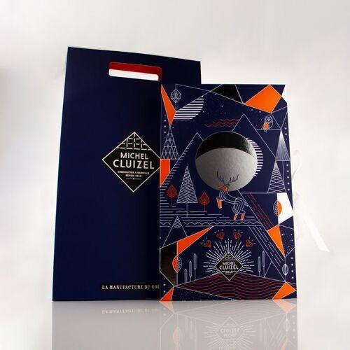 Michel Cluizel Adventskalender Schokolade