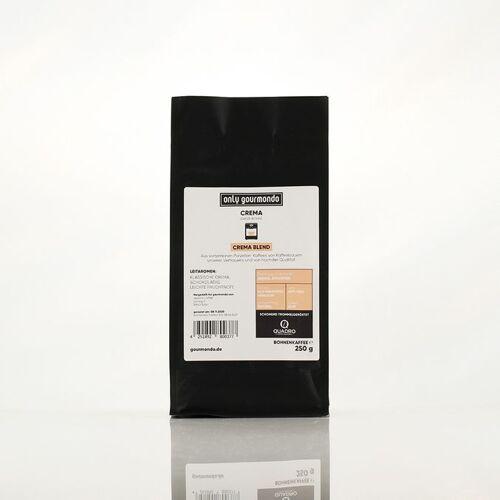 Quadro Coffee Quadro Crema Blend, Parzellenkaffee 250g
