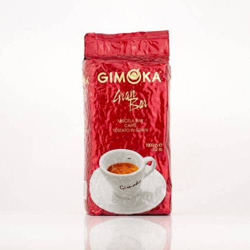 Gimoka Gran Bar Rosso Kaffeebohnen 1kg