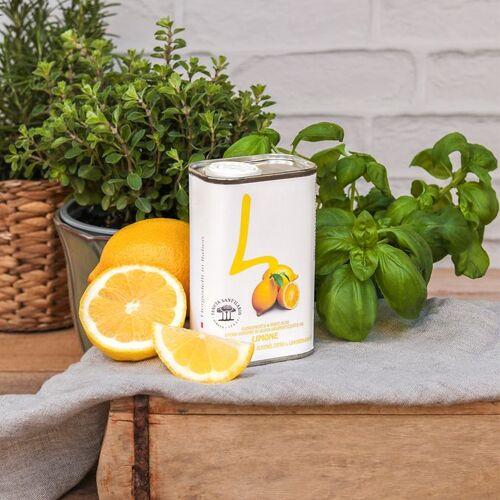 Colancecco Laila, Tenuta Sant Ilario Olivenöl mit Zitrone 0,25l