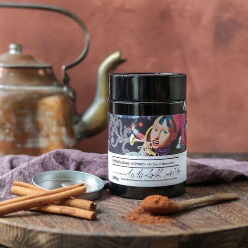 Gewürzmühle Rosenheim Kakao Oman