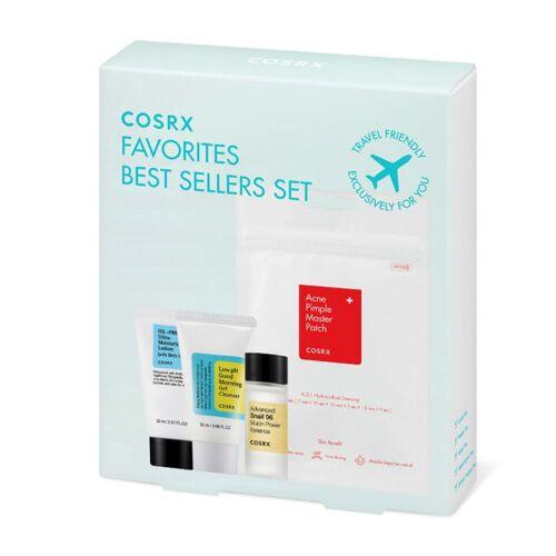 Cosrx: Hautpflege Set  Cosrx Favorit Bestseller Set, 4 Stck.