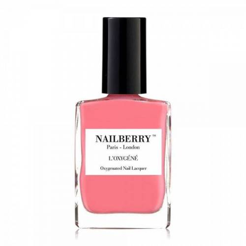 Nailberry: Nagellack Bubble Gum Koralliges Pink, 15 ml