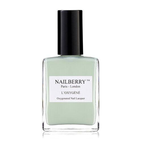 Nailberry: Nagellack Minty Fresh Mintgrün, 15 ml