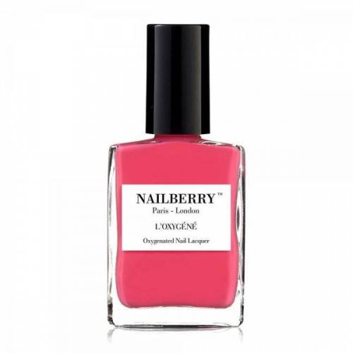 Nailberry: Nagellack Smart Cookie Dunkles Pink, 15 ml