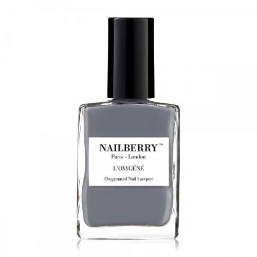 Nailberry: Nagellack Stone Grau, 15 ml