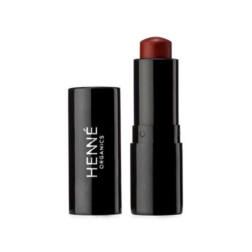 HENNÈ Organics: Pflegender Lippenstift  Tinted Lippenpflege Stift Intrigue, 5 ml