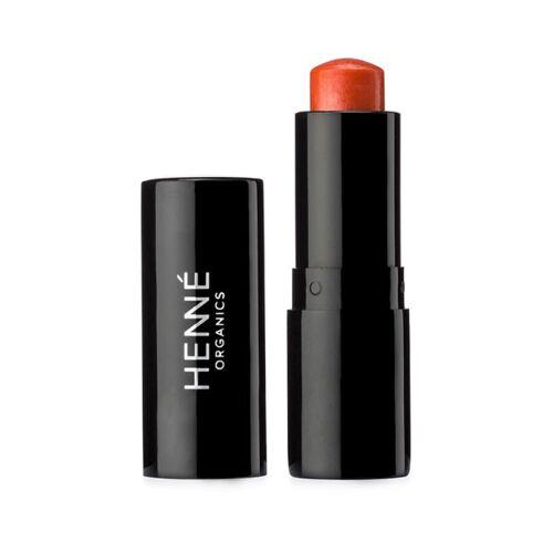 HENNÈ Organics: Pflegender Lippenstift  Tinted Lippenpflege Stift Coral, 5 ml