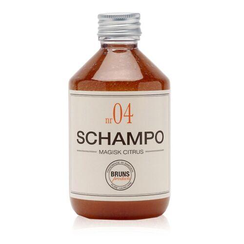 BRUNS Products: Shampoo  Nr. 04 Magisches Zitrus Shampoo, 330 ml