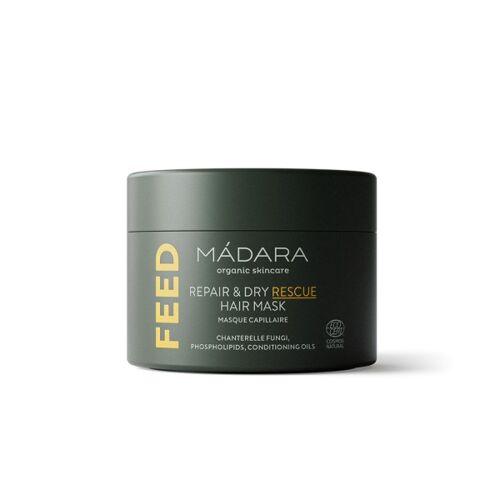 MÁDARA Cosmetics: Haarmaske  FEED Repair & Dry Rescue Hair Mask, 180 ml