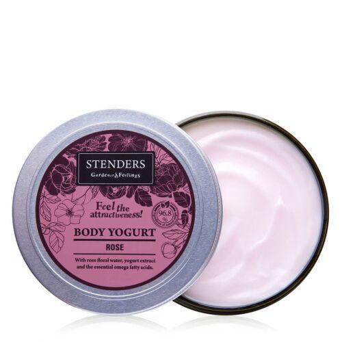 STENDERS: Körpercreme  Body Yogurt Rose, 220 ml