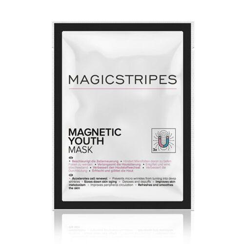 Magicstripes: Gesichtsmaske Magnetic Youth Mask / 1 Maske, 1 Stck.