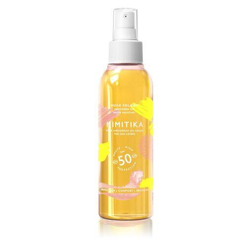 MIMITIKA: Sonnenöl Sunscreen Oil SPF 50, 150 ml