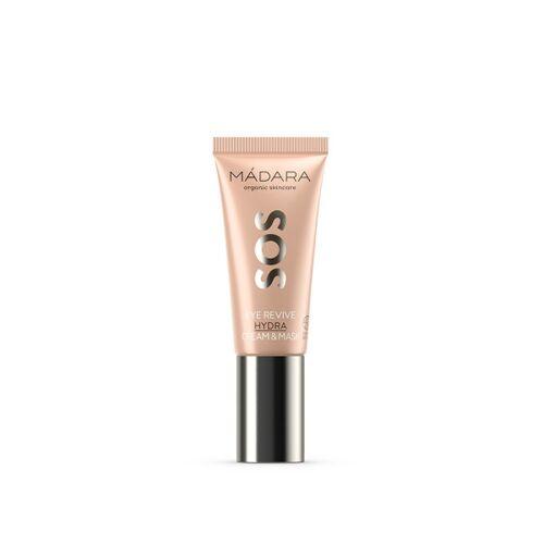 MÁDARA Cosmetics: Augenmaske  SOS Hydra Eye Revive Cream & Mask, 20 ml