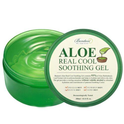 Benton: Gesichtsgel  Aloe Real Cool Soothing Gel, 300 ml