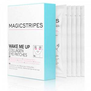 Magicstripes: Augenpflege /Augenpatches  Wake Me Up Collagen Eye Patches - 5 Paar, 1 Stck.