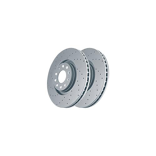 ATE Bremssatz (2 Bremsscheiben) MITSUBISHI SPACE, MITSUBISHI GALANT, MITSUBISHI LANCER (24.0110-0240.1)