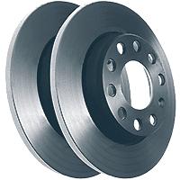 ATE Bremssatz (2 Bremsscheiben) MAZDA 323 (24.0124-0164.1)