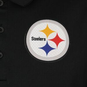 Nike Performance NFL Team Logo Pittsburgh Steelers, Gr. M, Herren, schwarz