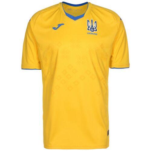 Joma Ukraine  Home EM 2021, Gr. S, Herren, gelb / blau