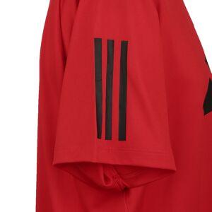 Adidas Performance FreeLift 3-Streifen BAR, Gr. M, Herren, rot / schwarz