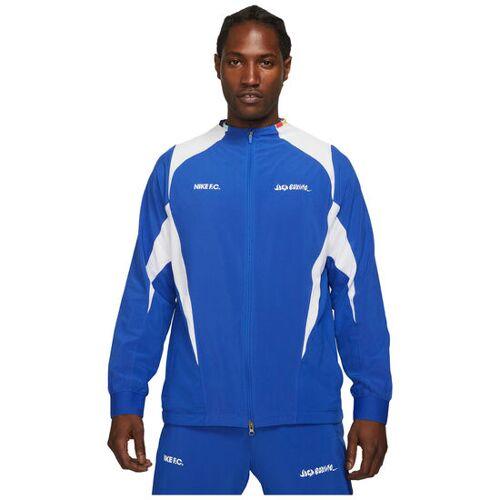 Nike Performance F.C. Joga Bonito 2.0 Woven AWF, Gr. L, Herren, blau / weiß
