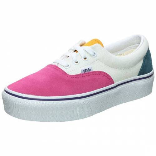 Vans Era Platform, 36.5 EU, pink / weiß