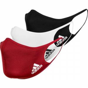 Adidas Performance Face Cover Gesichtsmaske 3er Pack XS/S,