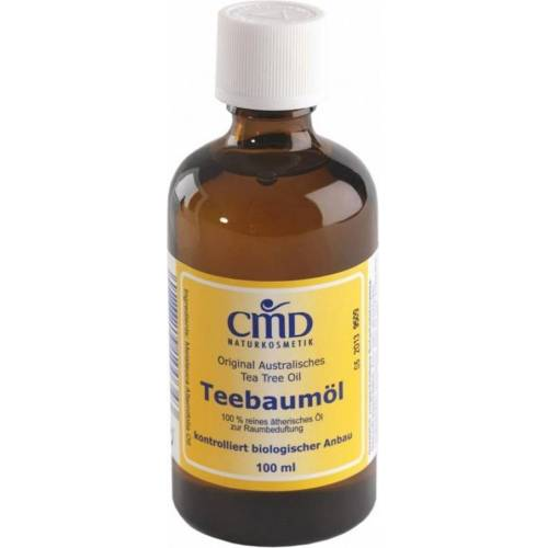 CMD Naturkosmetik Teebaumöl mit Tropfeinsatz - 100 ml
