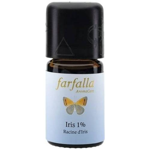 farfalla Iris 1%, (99% Alk.) Sel. - 5 ml
