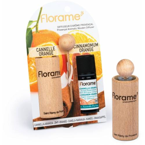Florame Provenzalischer Diffuser - Zimt Orange
