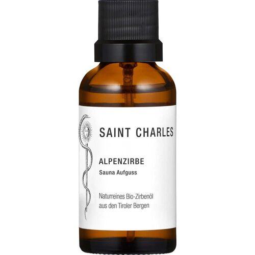 SAINT CHARLES Saunaaufguss Zirbe - 50 ml