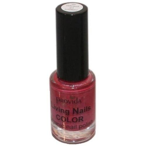 provida organics Living Nails COLOR Bio-Nagellack - 15 Lily Pink
